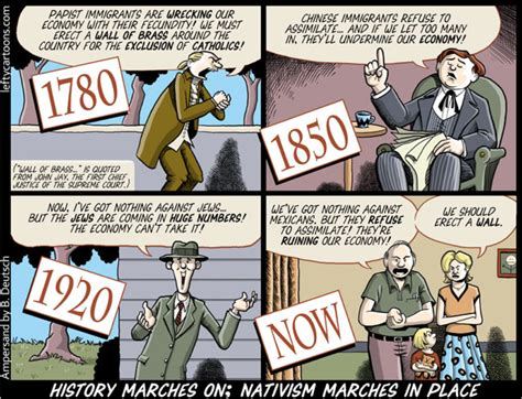 Why Does History Repeat Itself?