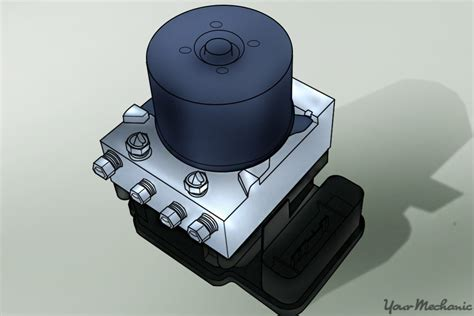 How Replace Abs Control Module Yourmechanic Advice