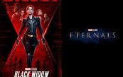 'Black Widow' and 'Eternals' Get New 2021 Release Date As ...