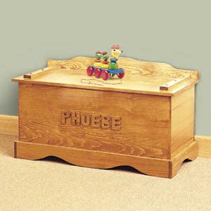 wood  toy chest plans blueprints  diy