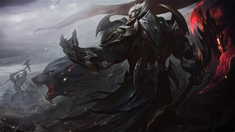 Darius Animated Wallpaper - darius league of legends 4k league of legends wallpapers