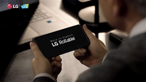 LG teases its Rollable phone again | Sports Grind ...