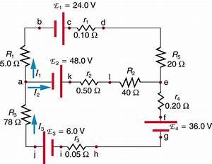 Kirchhoff's Rules | Physics