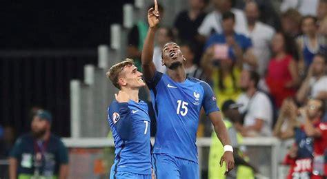 Voir plus d'idées sur le thème pogba, griezmann, joueurs de foot. Why France is facing a World Cup dilemma with Pogba ...