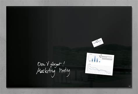 fourniture bureau entreprise tableau noir magnétique en verre kollori com