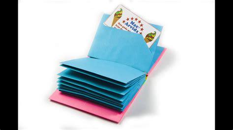 Diy Lenschirm Papier by Diy Paper Notebook How To Make A Paper Modular Book