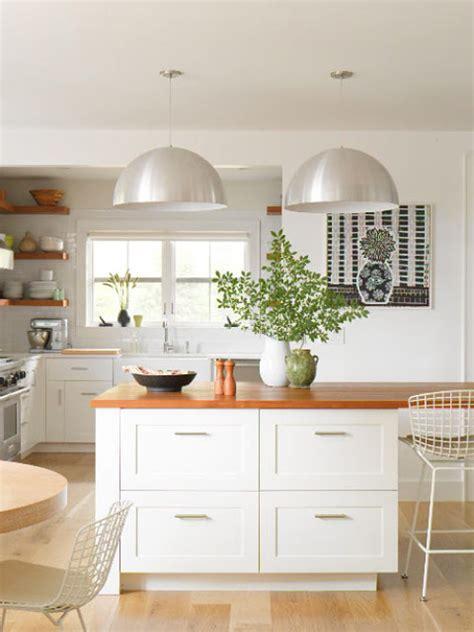 cocina blanca  mezcla de estilos white  mix