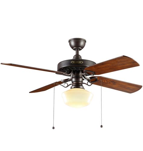 classic ceiling fans with lights heron ceiling fan with classic opal shade 4 blade