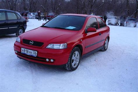 Opel Astra 2000 by 2000 Opel Astra Wallpapers