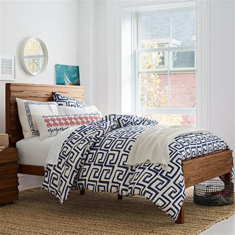 West Elm Stria Bed by Parkdale Ave West Elm 2011