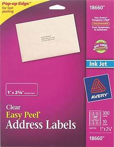 avery easy peel address labels 10 pack 18660 10 best buy With best place to order address labels