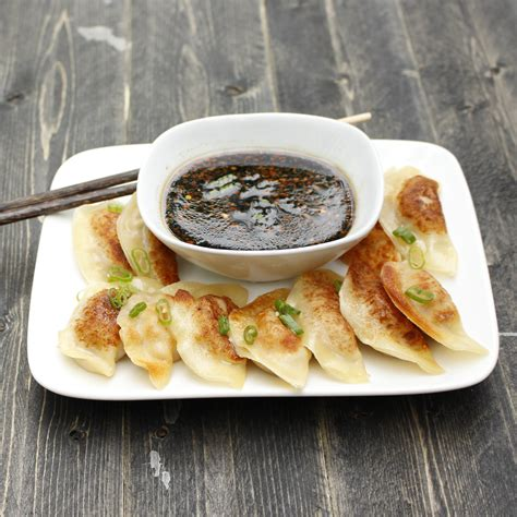 what are potstickers potsticker sauce name