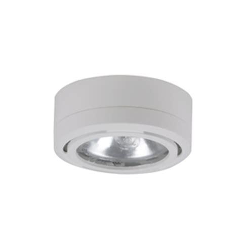 shop utilitech 2 6 in plug in under cabinet xenon puck