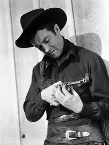 Robert Taylor as Billy the Kid