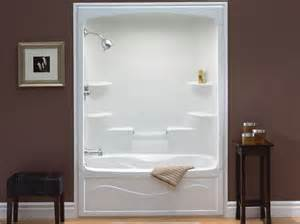 Acrylic Shower Enclosures by Mirolin Liberty Bathroom Pinterest