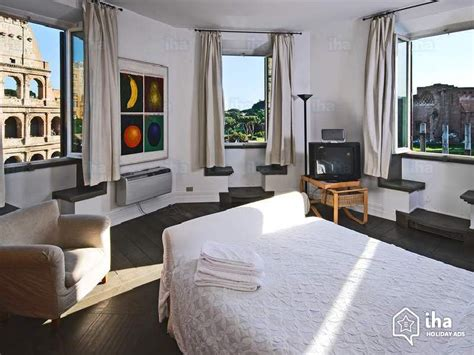 Flat-apartments For Rent In Rome Iha 34670