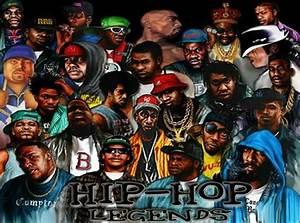 Hip Hop Legends Wallpaper | HIP-HOP LEGENDS ARTWORK BY ...