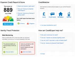 experian credit report experian uk