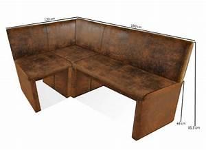 Eckbank 120 X 180 : sam esszimmer eckbank family wilson in wildlederoptik stoff 120 x 180 cm andere varianten ~ Bigdaddyawards.com Haus und Dekorationen