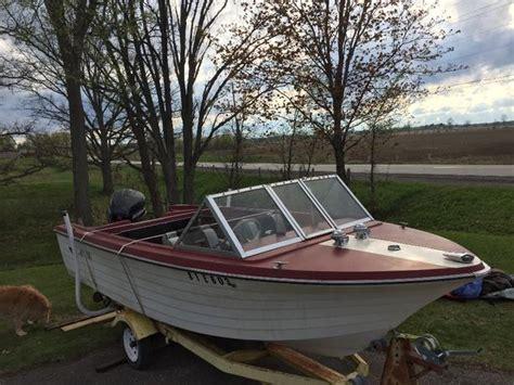 Crestliner Boat Trailer Lights by 1992 Evinrude 90 Hp V4 Outboard W 1968 Crestliner And