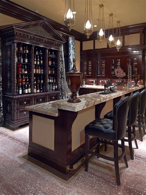 Built In Home Bar Ideas by Magnificent Liquor Cabinet Furniture In Wine Cellar