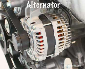 Diagram Picture Change Serpentine 1998 Honda Accord 4 Cylinder by Alternator How It Works Symptoms Testing Problems