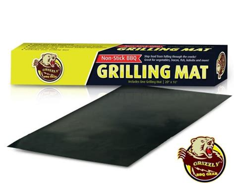 Grill Cooking Mats - bbq grill mat the ultimate healthy charcoal and gas
