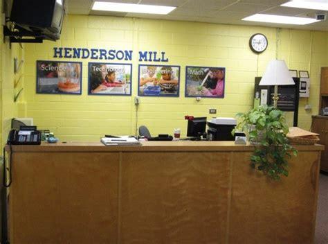 henderson mill elementary school