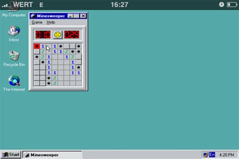 Windows 95 Running On Iphone