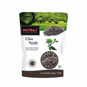 Buy Nutraj Chia Seeds 200gat Best Price In India
