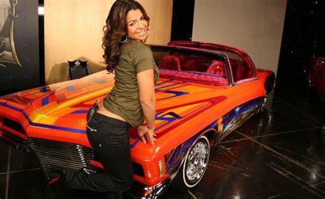 Vida Guerra Plays Host For New Car Tv Show
