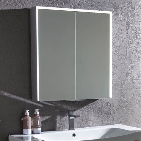 Mirrored Bathroom Cabinets by Roper Compose Bluetooth Mirror Cabinet Cp65al