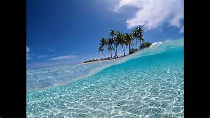 Saver Laptop Screen Change Pc Beach Da