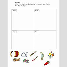 Sound And Hearing Worksheet By Hanmphillips  Teaching Resources Tes