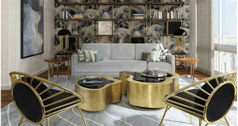 Modern And Opulent Apartment DÉcor