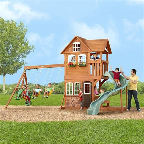 Big Backyard By Solowave by 1000 Images About Wooden Play Set On