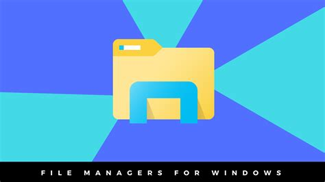 file managers  windows  alternatives