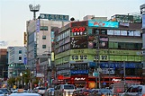 To See the Seven Continents: Cheongju and around, Korea