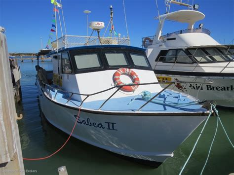 Used Fishing Boats For Sale by Gary Finlay Fishing Boat Commercial Vessel Boats