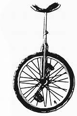 Unicycle Clipart Balansas Bicycle Wheel Frame Ratas Dviratis Tshirt Library Mediakatalogas Nuotraukos Lt Salvo Uploaded sketch template