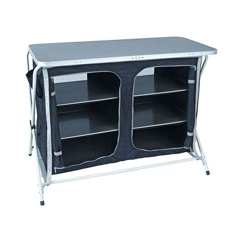 Portable Cupboard by Royal Easy Up Folding Storage Unit Shelves Cupboard
