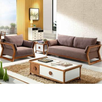 Wooden Sofa Set With Price by Bb08 China Living Room Furniture Modern Wood Sofa Set