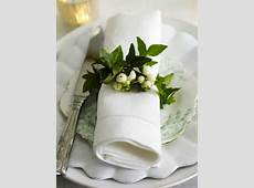 40 DIY Christmas Napkin Rings And Holder Ideas You'll Love