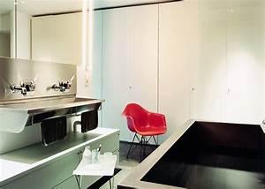 Salle De Bain Noire Et Blanche : salle de bains design nos inspirations marie claire ~ Melissatoandfro.com Idées de Décoration