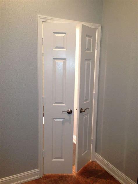 narrow double doors bathroom ideas pinterest doors