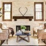 Wine Country Home Dressed Neutrals by Design Ideas For White Kitchens Traditional Home