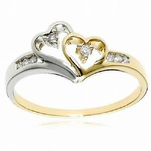 Heart engagement rings for women wedding inspiration for Heart wedding rings for women