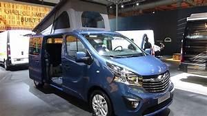 Opel Vivaro Combi : 2017 opel vivaro combi free active exterior and interior iaa hannover 2016 youtube ~ Medecine-chirurgie-esthetiques.com Avis de Voitures