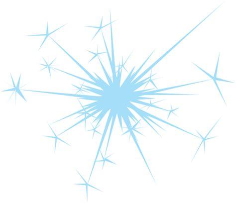 blue sparkle clip art  clkercom vector clip art