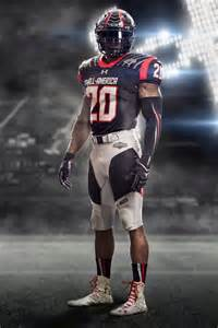 Under Armour All American Football Uniforms